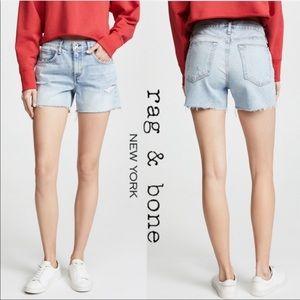 Rag & Bone NWOT Boy Jean Shorts